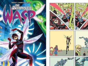 Nova HQ da Marvel quer inspirar uma geração de mulheres cientistas e engenheiras 5