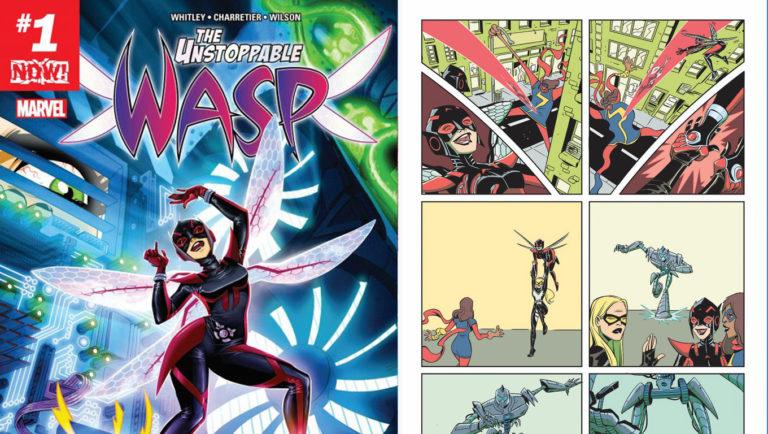 Nova HQ da Marvel quer inspirar uma geração de mulheres cientistas e engenheiras 1