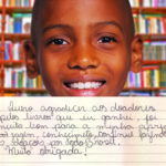 iniciativa presenteia livros