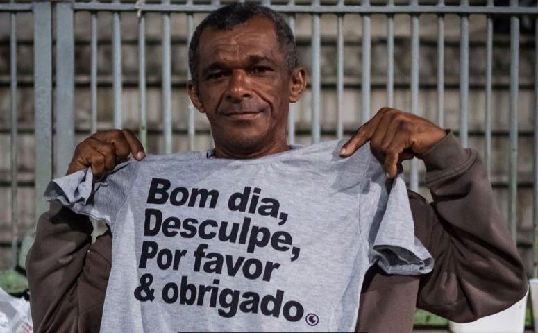 Marca de camisetas transforma vendas em ações sociais pelo Brasil 4