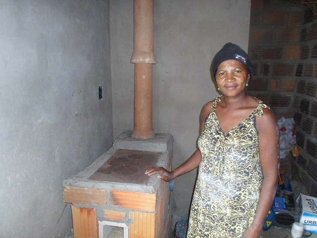 fogões eficientes