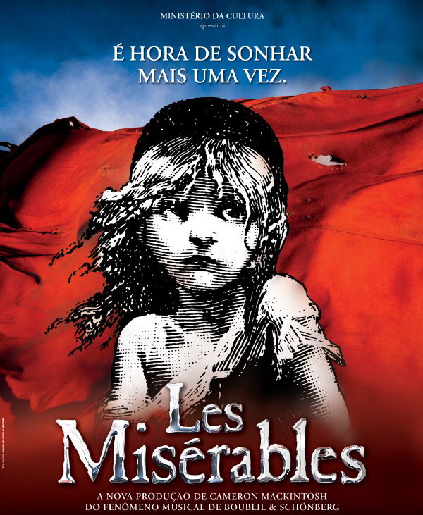 "capa ""Les Miserables"""
