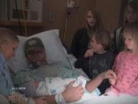 o marido com câncer terminal conseguiu conhecer o bebê 4
