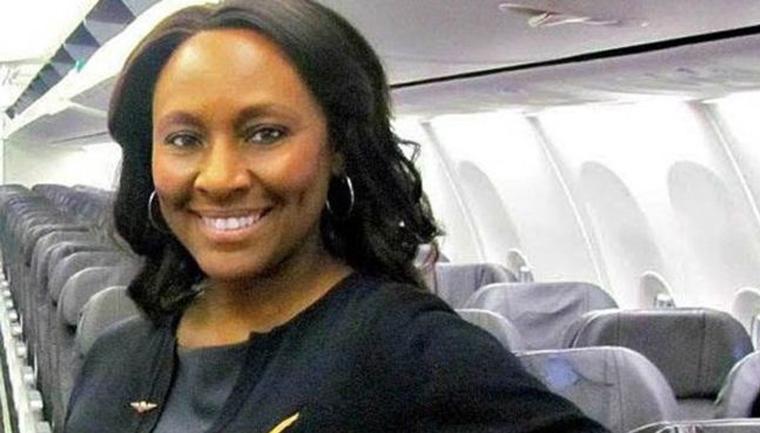 comissária de bordo salvou vítima de tráfico humano