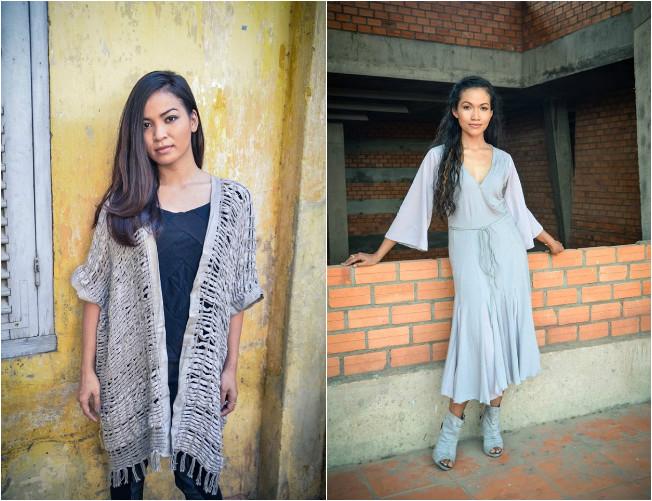 Marca do Camboja tem zero desperdício ao criar peças novas com sobras de tecidos 4