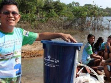 Professor ribeirinho do Amazonas concorre ao 'Prêmio Nobel' da Educação 10