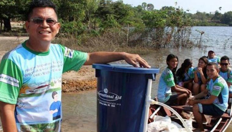 Professor ribeirinho do Amazonas concorre ao 'Prêmio Nobel' da Educação 2