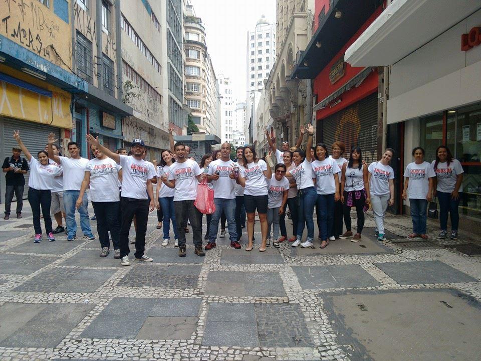 Projeto vai levar páscoa solidária para os Moradores de Rua de São Paulo 1