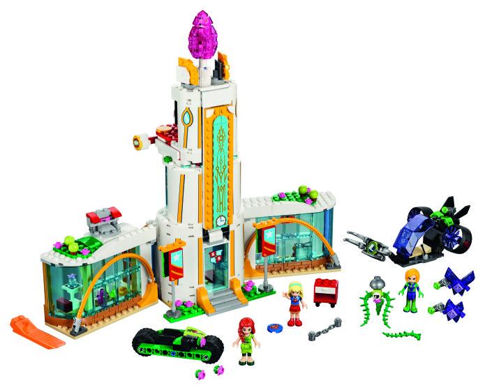 LEGO lança coleção de super-heroínas