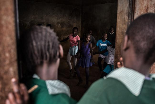 Balé no Quênia