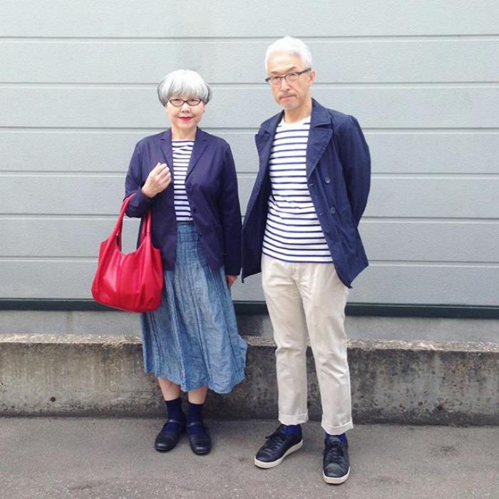casal combina looks diariamente