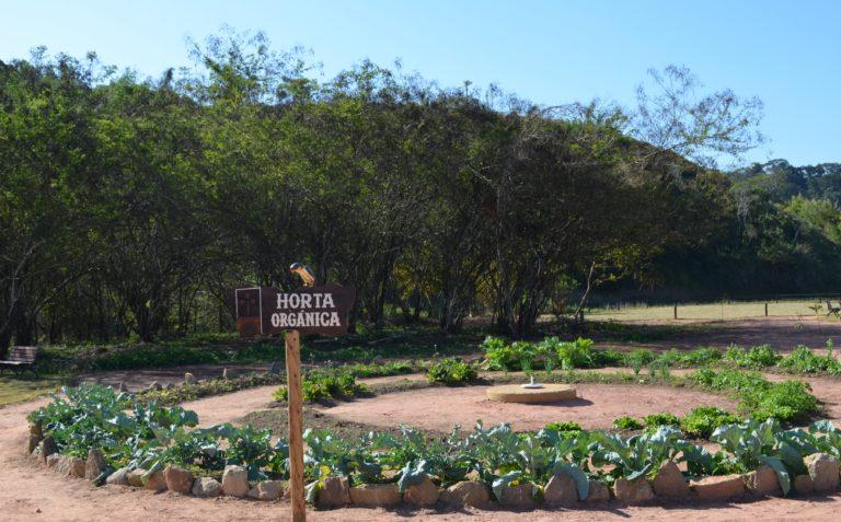 Parque Arqueológico e Ambiental de São João Marcos  institui as Colheitas da Solidariedade 1