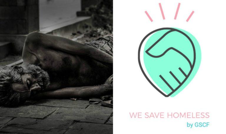 aplicativo francês ajuda moradores de rua