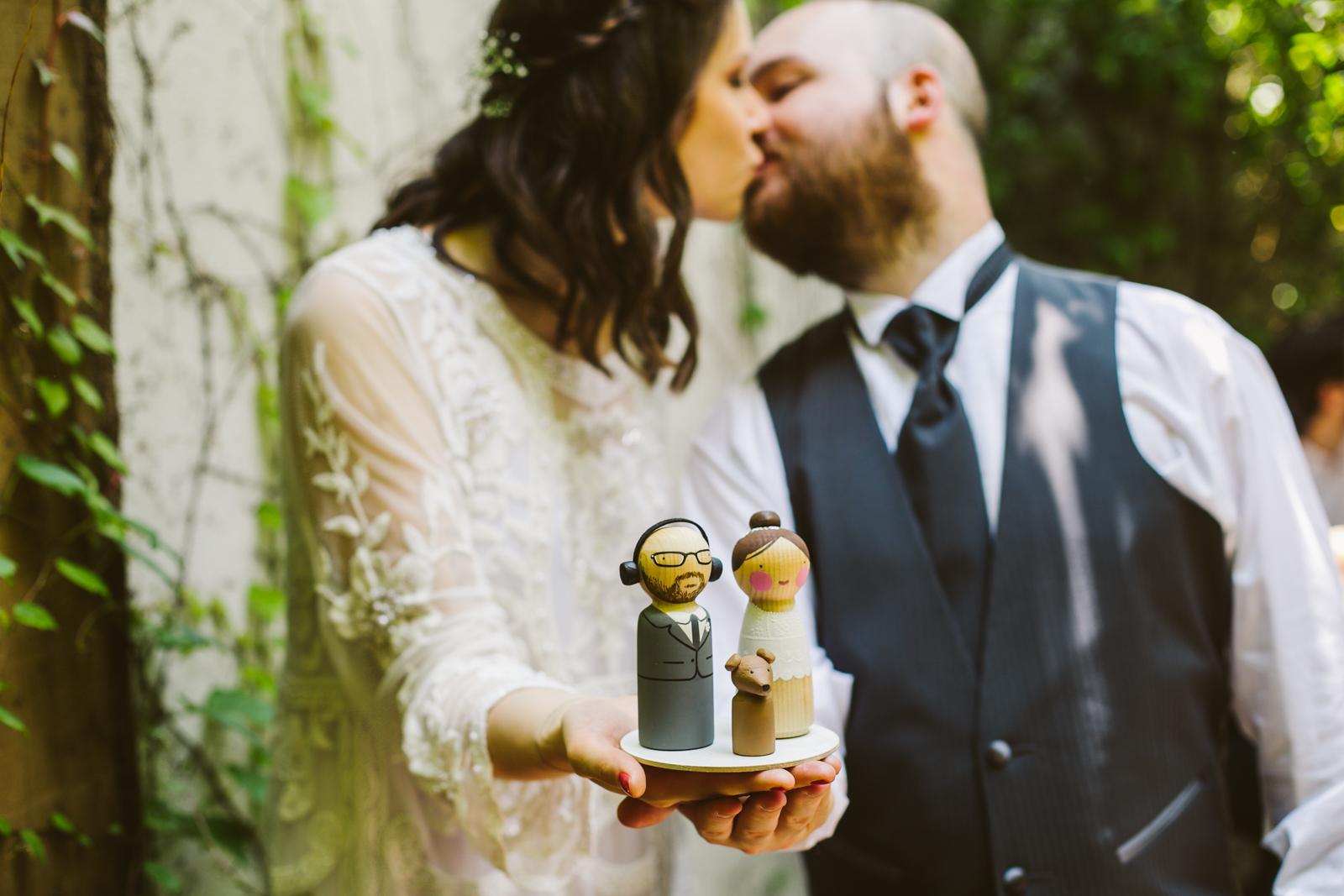 Casamento simples mostra que o amor é o que conta 10