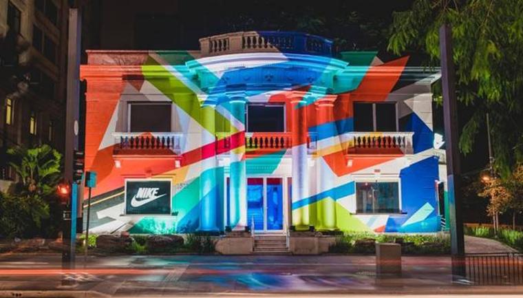 Nike casarão