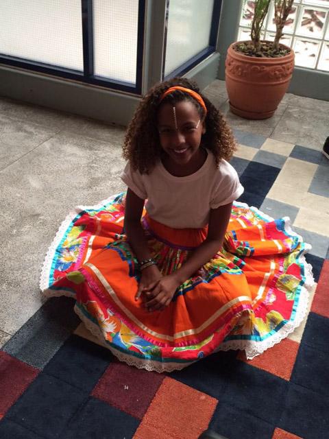 Professora insere danças africanas em escola do Rio 7