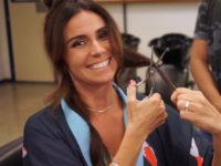 Giovanna Antonelli doa cabelo
