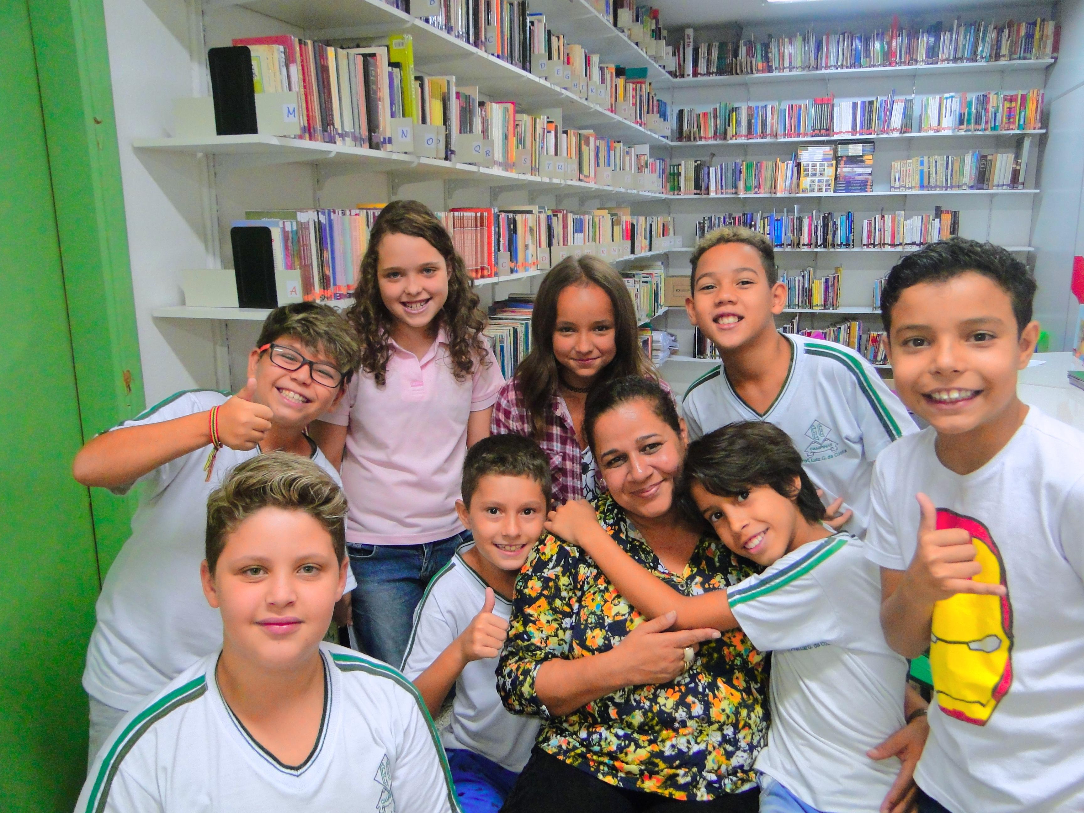 Trabalho voluntário gera satisfação e comprometimento entre família e escola 1