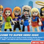 lego super heroínas