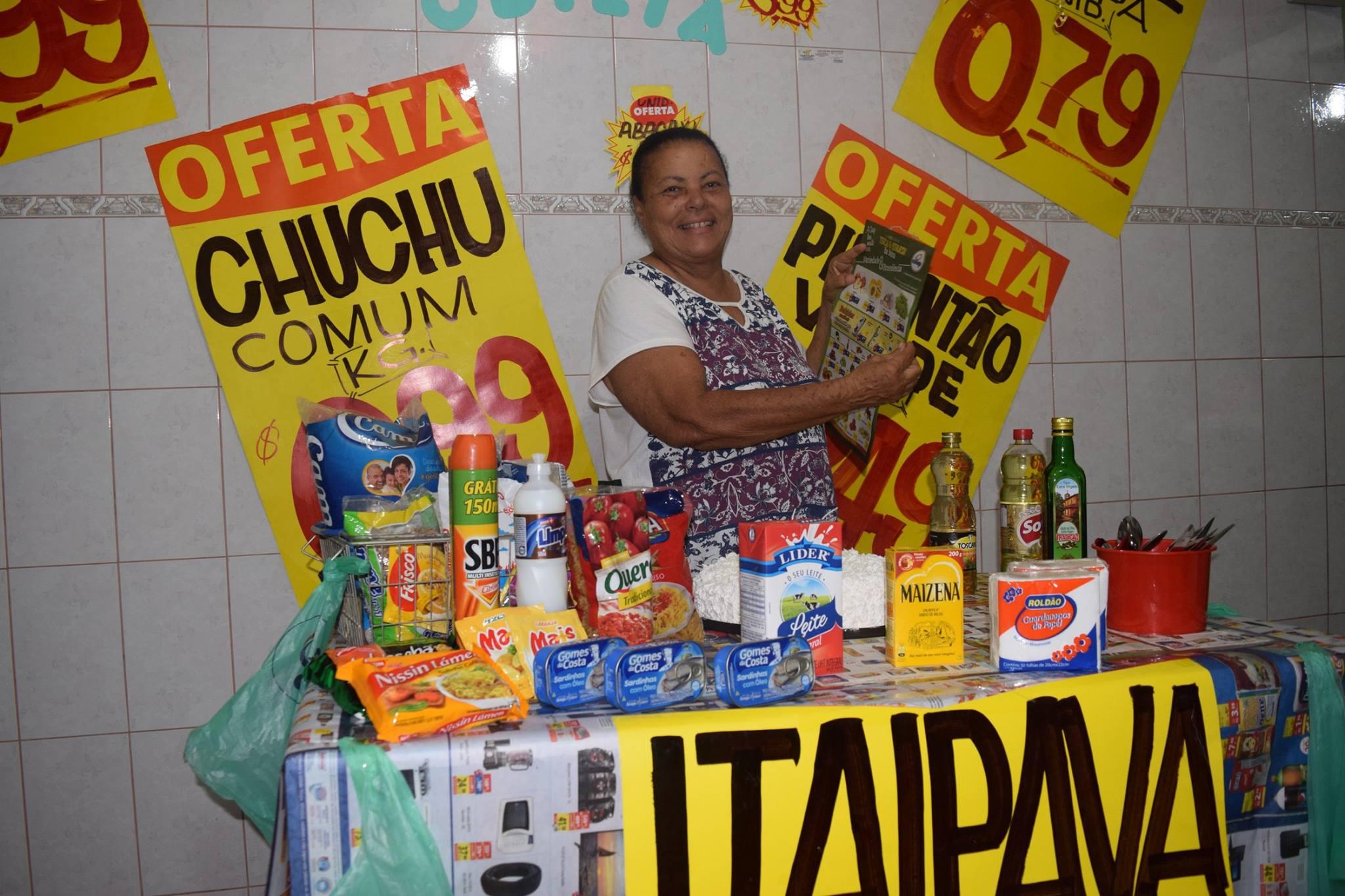 festa aniversário supermercado 4