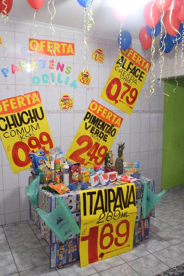 festa aniversário supermercado 5