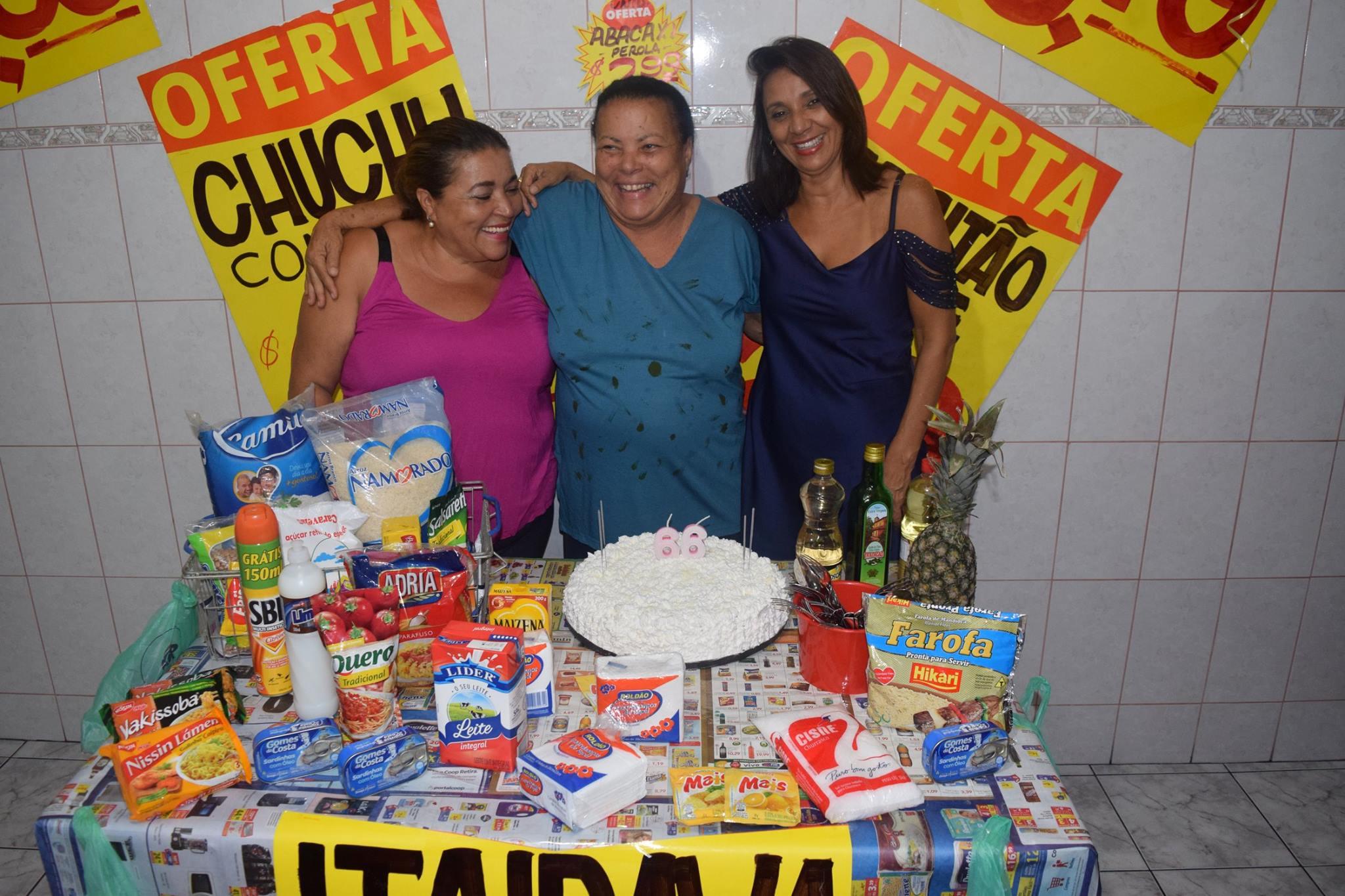festa aniversário supermercado 2