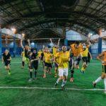 time de futebol