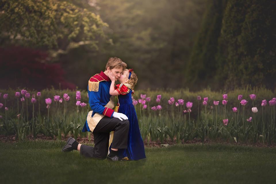 sessão de fotos como princesa 2
