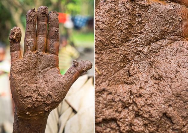 Fotógrafo conta a história de vida das pessoas através da palma de suas mãos 7