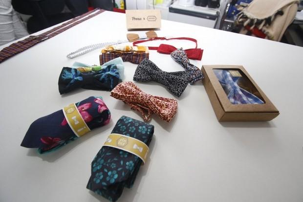 Marca transforma retalhos de tecidos que iriam para o lixo em acessórios estilosos e sustentáveis 6