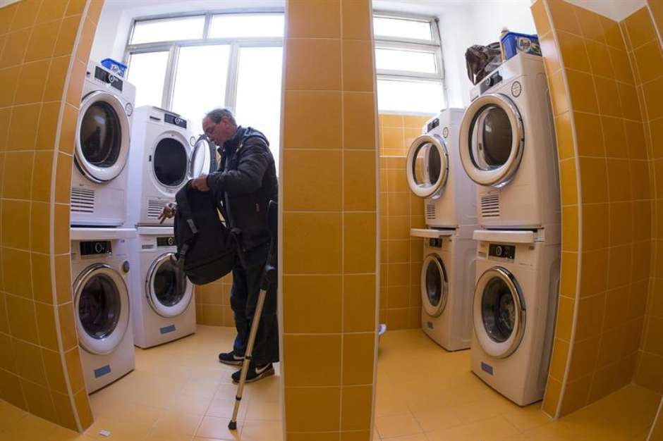 lavanderia gratuita