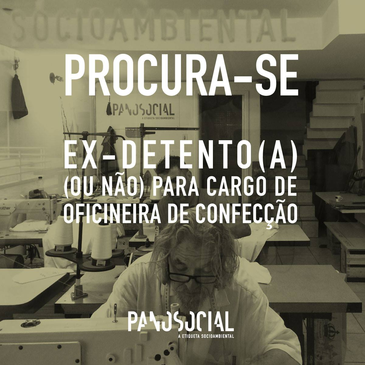 Marca de moda brasileira abriga ex-detentos como funcionários e usa 100% de algodão orgânico 3
