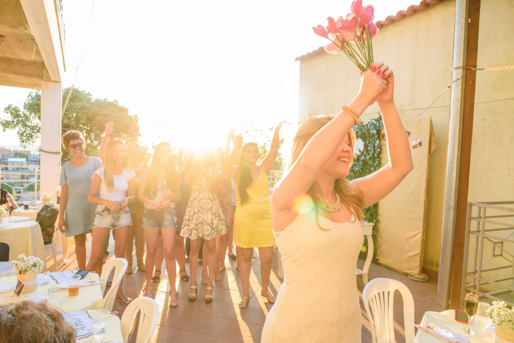 Noiva passa mal e perde própria festa de casamento em BH, mas amigos fazem linda surpresa 9