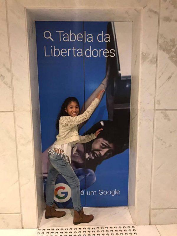 Reunião de memes: Chloe encontra Giovanna (do forninho) em São Paulo! 6