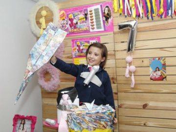 Festa Infantil tema Silvio Santos como tema