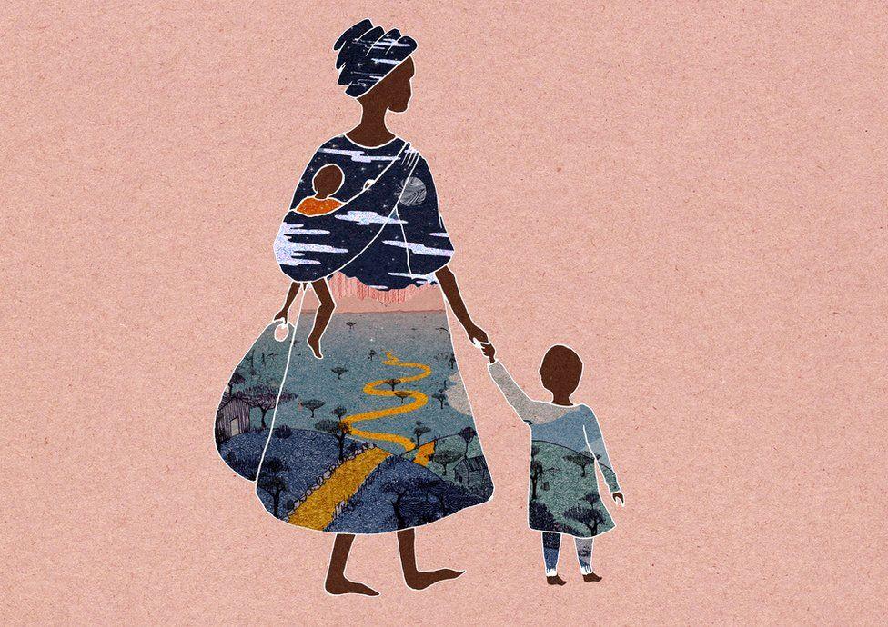 A parteira queniana que fugiu para salvar dois bebês hermafroditas dos próprios pais 3