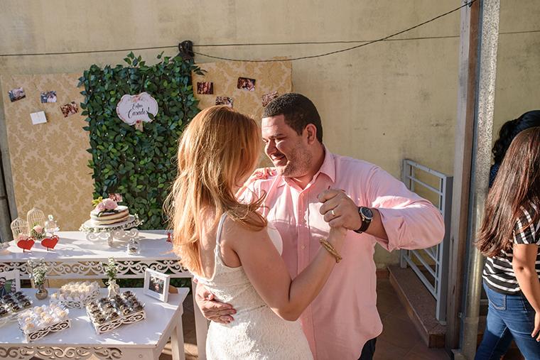Noiva passa mal e perde própria festa de casamento em BH, mas amigos fazem linda surpresa 6