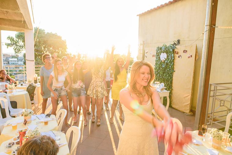 Noiva passa mal e perde própria festa de casamento em BH, mas amigos fazem linda surpresa 8