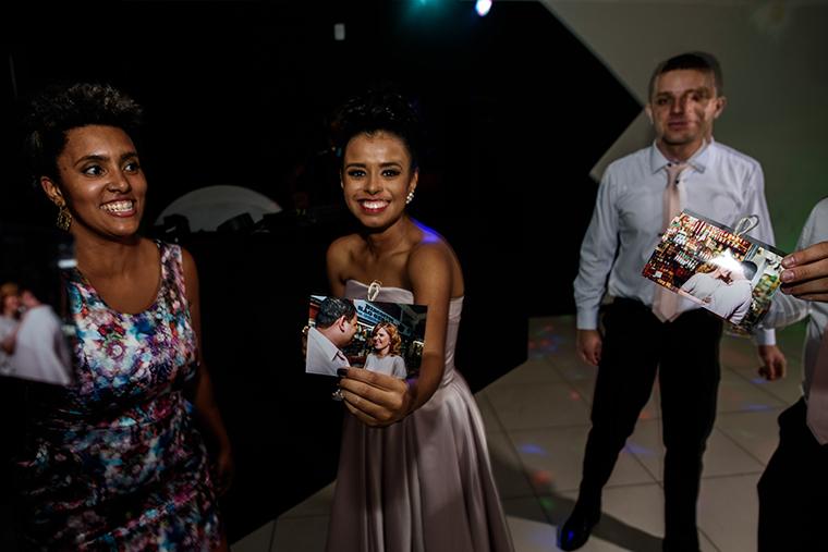 Noiva passa mal e perde própria festa de casamento em BH, mas amigos fazem linda surpresa 4