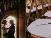 casamento harry potter