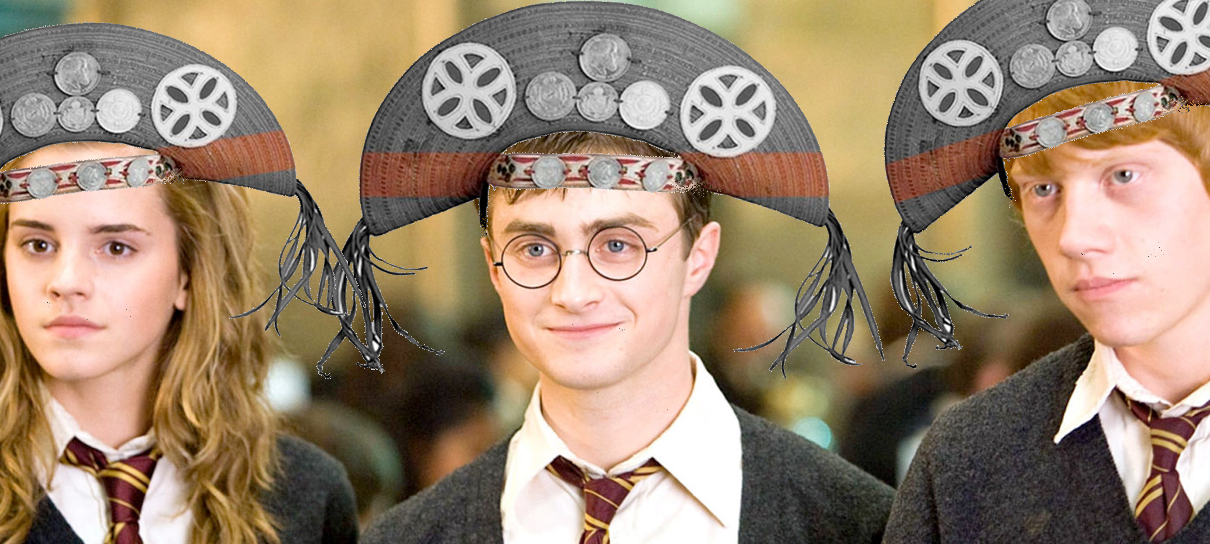 faroeste caboclo harry potter