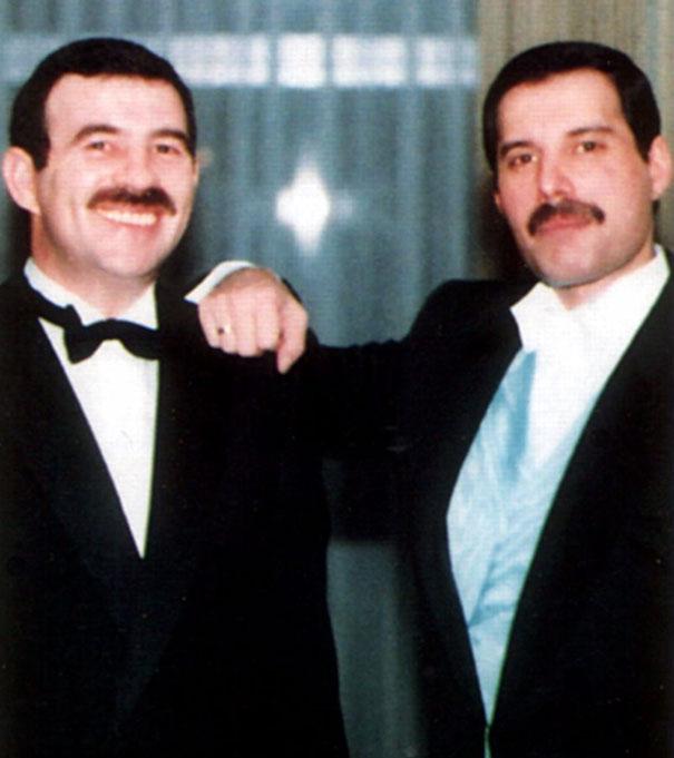 Fotos raras do rei Freddie Mercury com seu namorado vão fazer você voltar a acreditar no amor 1