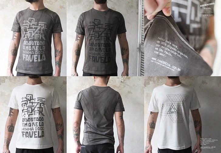 Marca de moda brasileira abriga ex-detentos como funcionários e usa 100% de algodão orgânico 13