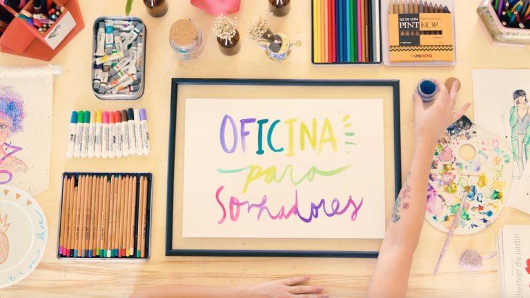 oficina de ilustração