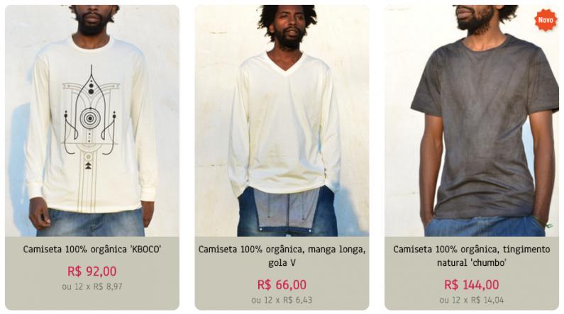 Marca de moda brasileira abriga ex-detentos como funcionários e usa 100% de algodão orgânico 14