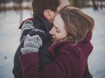 Um abraço vale mais do que você imagina