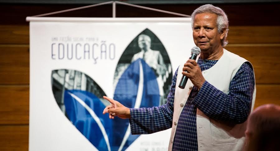 SEBRAE e Yunus promovem Fórum de Negócios Sociais e Educação 2