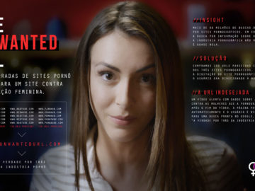Urls erradas de sites pornô levam para um site contra a exploração sexual feminina 19