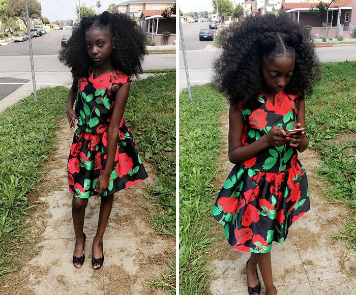 Após sofrer com racismo, menina de 10 anos cria linha de roupas para ganhar mais autoconfiança 4