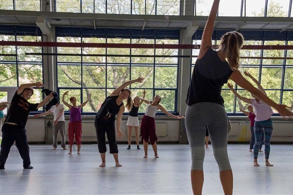 Campanha quer levar primeiro grupo de dançarinos profissionais Down para um dos maiores festivais do mundo 4